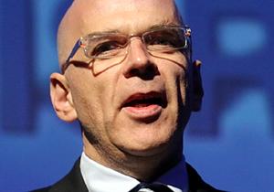 וולף ליטנשטיין, סגן נשיא סאס העולמית. צילום: קובי קנטור