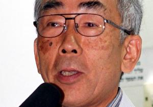 """פרופ' סאדאוקי פורוי מהמכון הטכנולוגי בטוקיו. צילום יח""""צ: מור שעשוע"""
