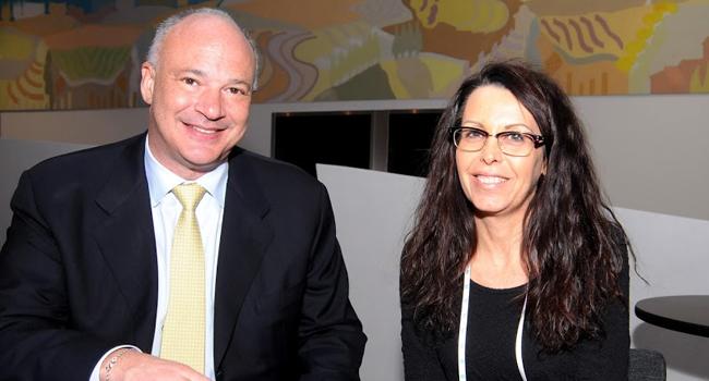 דלית טסל ודיוויד סקוט - מנהל האחסון העולמי של HP