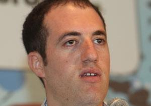 בן חגי, מהנדס מערכות בכיר ב-VMware ישראל. צילום: קובי קנטור