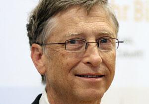 המבקר המצייץ. ביל גייטס. צילום: dts, ויקיפדיה