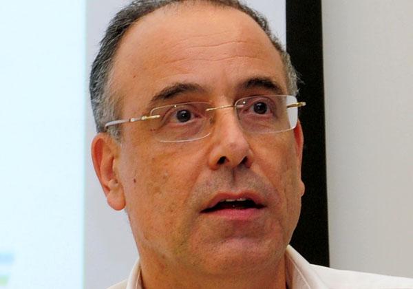 דורון יצחקי, מנהל משאבי התשתיות והשירות באגף המחשוב של שירותי בריאות כללית. צילום: כפיר סיון
