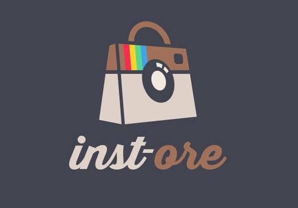 התכנון: לצאת מאינטסטגרם לשירותים נוספים. לוגו Inst-Ore