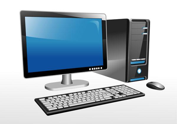 בדרך למטה? מחשבי ה-PC. צילום: BigStock