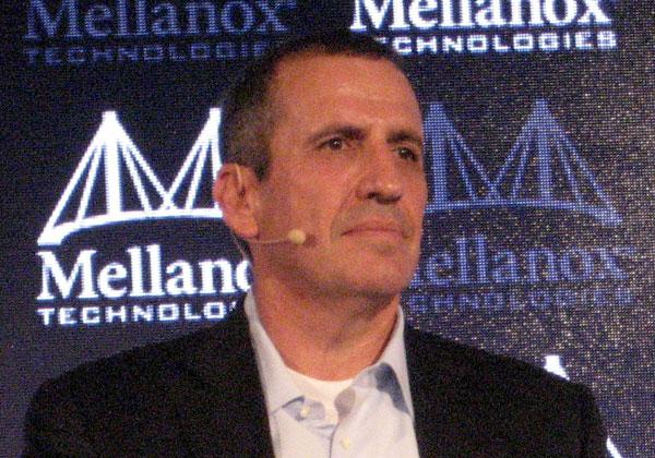 """אייל ולדמן, מנכ""""ל מלאנוקס"""