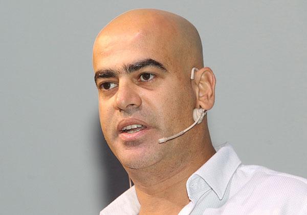 רמי מנחם, ראש תחום SME ו-OEM בסאפ ישראל. צילום: קובי קנטור