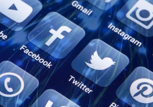 טוויטר ופייסבוק ברשות החוק. אילוסטרציה: BigStock