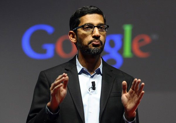 "סונדאר פיצ'אי, מנכ""ל גוגל"
