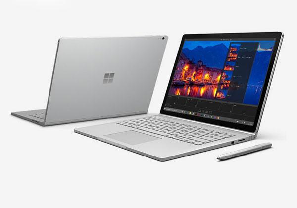 Surface Book מהדור הקודם. צילום: אתר החברה
