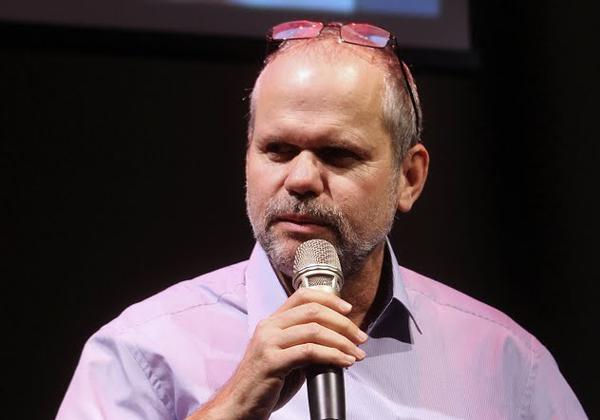 """רונן זרצקי, לשעבר סמנכ""""ל הטכנולוגיות של ישראכרט, וכיום מנכ""""ל BSD-IT ויו""""ר פורום C3. צילום: ניב קנטור"""