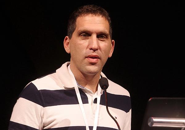 יוסי כהן, CTO של 3Base מקבוצת טלדור. צילום: ניב קנטור