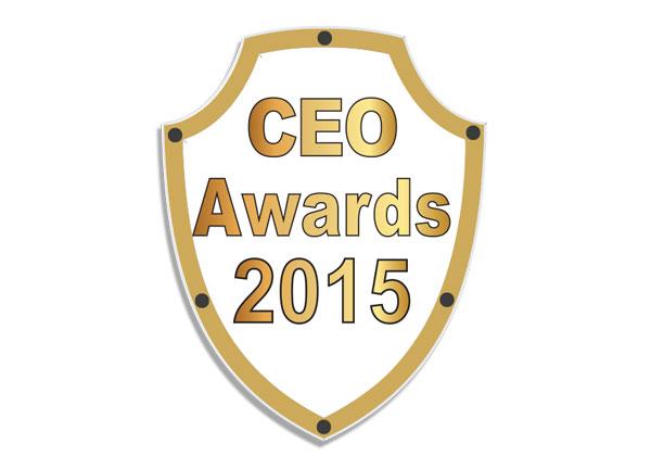 """כבוד למנכ""""לים המצטיינים לשנת 2015"""