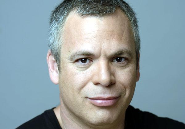 """אבישי אברהמי, מנכ""""ל ומייסד שותף של Wix. צילום: יונתן בלום"""