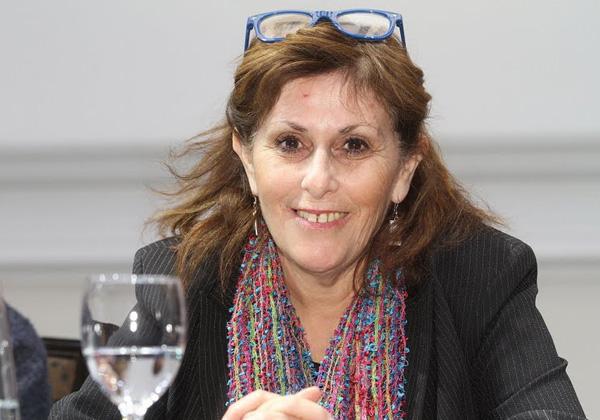 ד''ר אורה לנדא, מנהלת פדגוגית וסגנית מנהלת אגף חינוך, ויצ''ו העולמית. צילום: ניב קנטור