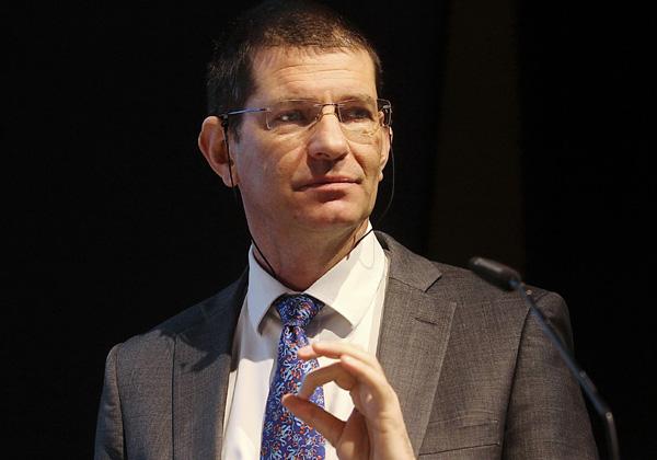 פרופ' ישע סיון, מנהל מרכז קולר לחקר יזמות-סיכון, בפקולטה לניהול, אוניברסיטת תל-אביב. צילום: ניב קנטור