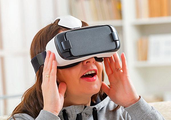 החיים במציאות מדומה. צילום אילוסטרציה: BigStock