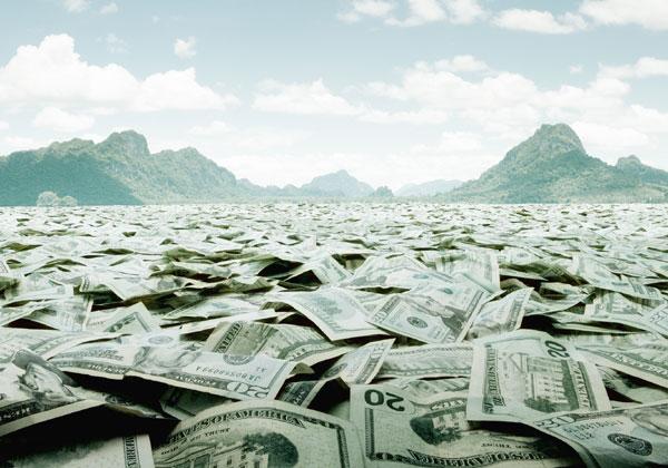 ים של כסף. אילוסטרציה: BigStock