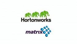 מטריקס תפיץ את מוצרי ה-Hadoop Big Data לארגונים של Hortonworks