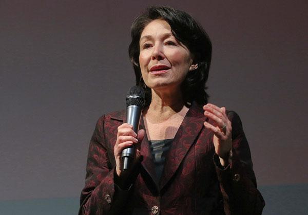 צפרא כץ, מנכ''לית משותפת ונשיאת אורקל. צילום: קובי קנטור
