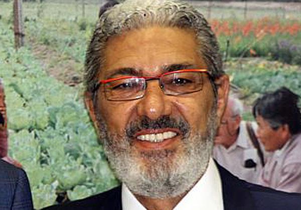 חזי בצלאל, הבעלים של 018-אקספון. צילום: מתוך ויקיפדיה