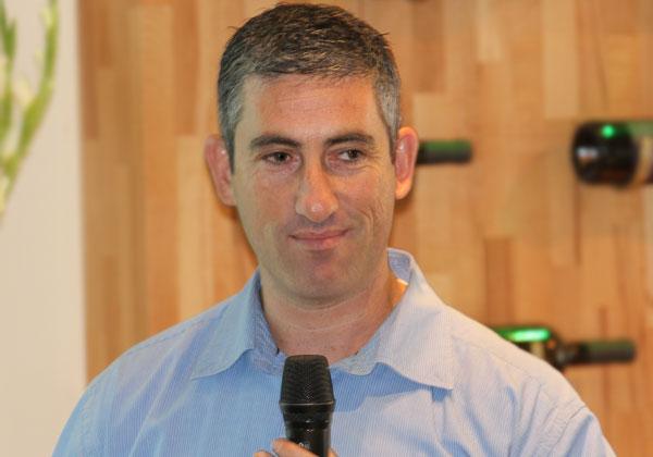 עידו ברנה, מנהל שותפים ופיתוח עסקי בג'וניפר
