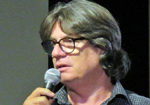 """ד""""ר אילן לוי, ממרצי הקורס. צילום: דיוויד פרידמן"""
