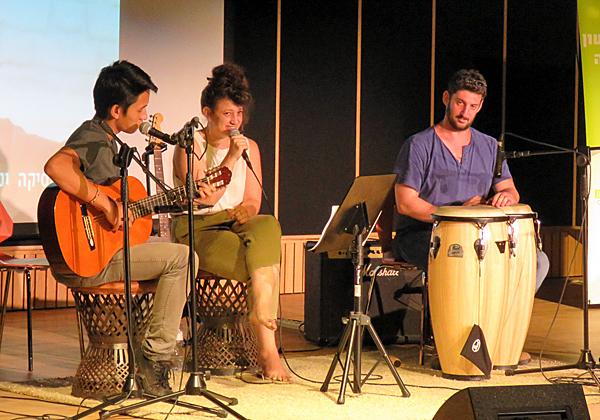 מוזיקה וטכנולוגיה תחת קורת גג אחת - בכנס בקרייה האקדמית אונו