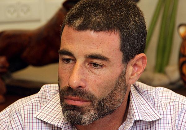 גון קמני, מנהל חטיבת אבטחת המידע והגנת הסייבר בווי אנקור. צילום: יניב פאר