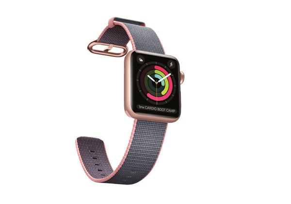 היכן העצמאות? ה-Apple Watch החדש. צילום: אתר החברה