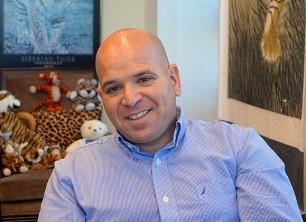 בא לבקר במאורת הנמר: אורן ישרים, מנהל הפעילות של Infinidat בישראל