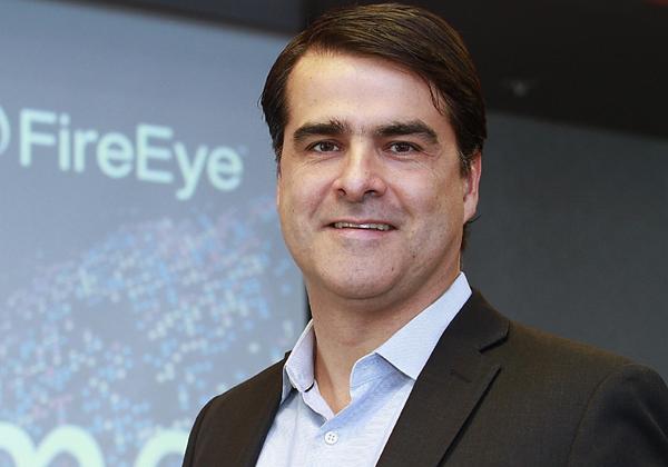 פדרו אבראו, מנהל אסטרטגיה ב-ForeScout. צילום: ניב קנטור