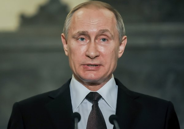 האם הרוסים ניסו ללמוד את התוכנה ש-HPE מכרה לפנטגון? ולדימיר פוטין, נשיא רוסיה. צילום: BigStock