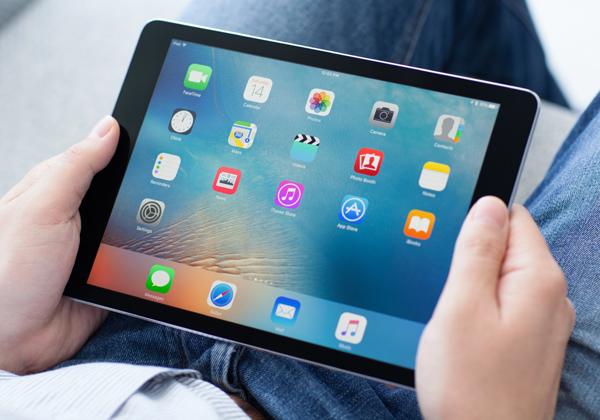 עושה נפלאות לילדים בעלי מוגבלויות. iPad. צילום: BigStock