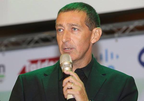"""רפי שקולניק, מנהל הפעילות העסקית של אוויה בישראל. צילום: קובי קנטור ז""""ל"""