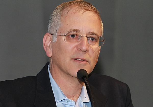 יאיר פראנק, ראש רשות התקשוב הממשלתי. צילום: ניב קנטור