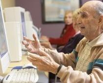 בניגוד למה שחושבים: רבים מבני הגיל השלישי מתקדמים טכנולוגית