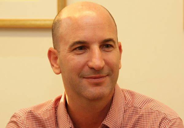 """כפיר בירנבוים, מנכ""""ל סימנטק ישראל. צילום: יניב פאר"""