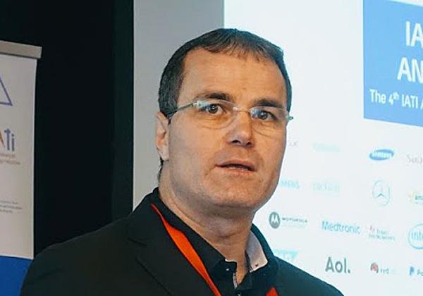 """ארז צור, יו""""ר משותף של האיגוד הישראלי לתעשיות מתקדמות. צילום: פלי הנמר"""