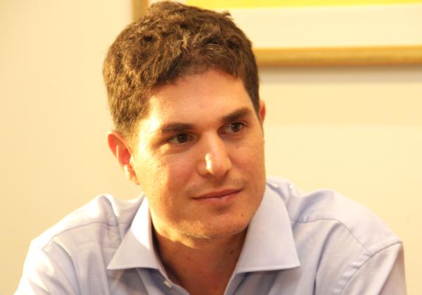 יוסי עטיה, מנהל הצוות ההנדסי האזורי בגיגמון ישראל. צילום: יניב פאר