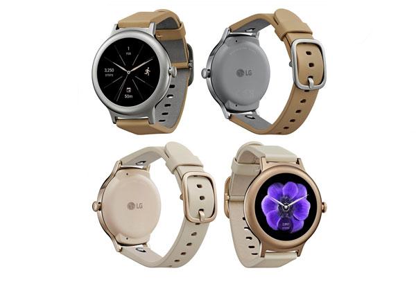 הפתעה בלתי צפויה. LG Watch Style של LG. צילום: טוויטר