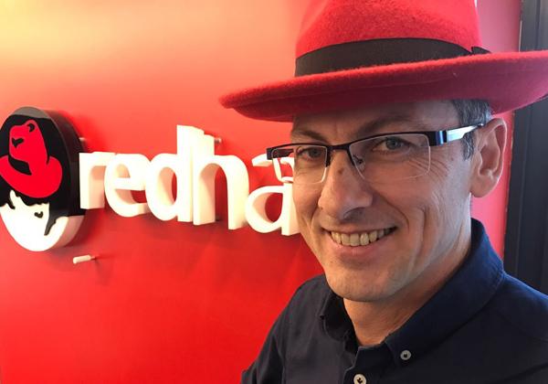 יעקב פריגר, ארכיטקט בכיר של טכנולוגיות Middleware בקבוצת השירותים המקצועיים של רד-האט