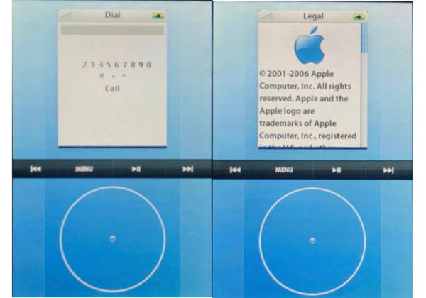 כך מערכת ההפעלה של ה-iPhone יכולה הייתה להיראות. Acron OS. צילום: סוני דיקסון