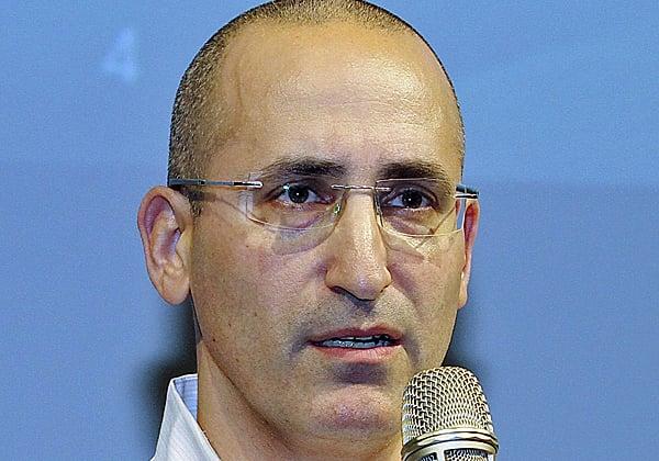 חנן מרקוביץ', יועץ ומרצה בתחומי האינטרנט של הדברים והיזמות. צילום: ניב קנטור