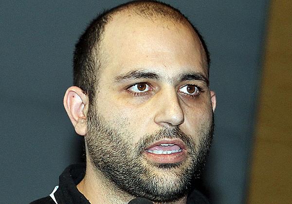 אסף סבן, מנהל טכנולוגיות תחבורה ציבורית בדן. צילום: ניב קנטור