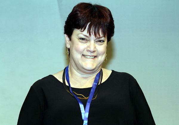 ענת שלומוביץ', מנהלת אגף מערכות מידע ומחשוב בעיריית פתח תקווה. צילום: ניב קנטור