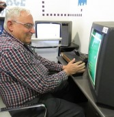 אגף מערכות המידע של הכללית יצא לסיור במוזיאון