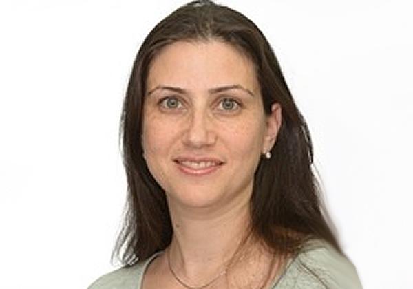 יעל בן-יהודה, יועצת מכירות Big Data ב-HPE Vertica. צילום: יח