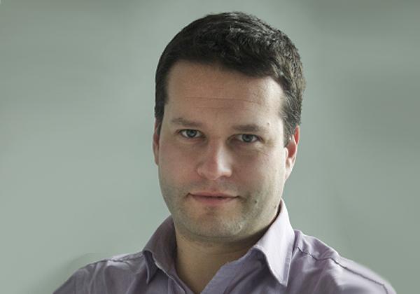 """אלכס בלטין, ראש היחידה לעסקים מתפתחים ומוביל גלובלי של טכנולוגית הבלוקצ'יין, BNY Mellon. צילום: יח""""צ"""
