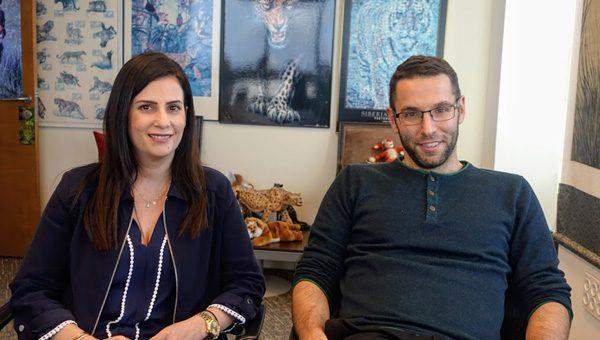 באו לבקר במאורת הנמר: אילנית בבינסקי ויונתן פיין, Finance magnets