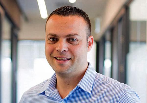 """ליאור חן, מנהל השותפים וההפצה של Veeam בישראל. צילום: יח""""צ"""